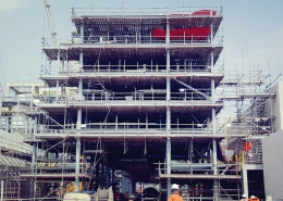 Scaffolding Projects 8
