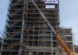 Scaffolding Projects 10